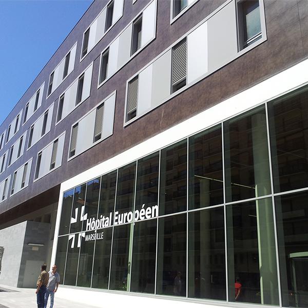 Hôpital Européen de Marseille